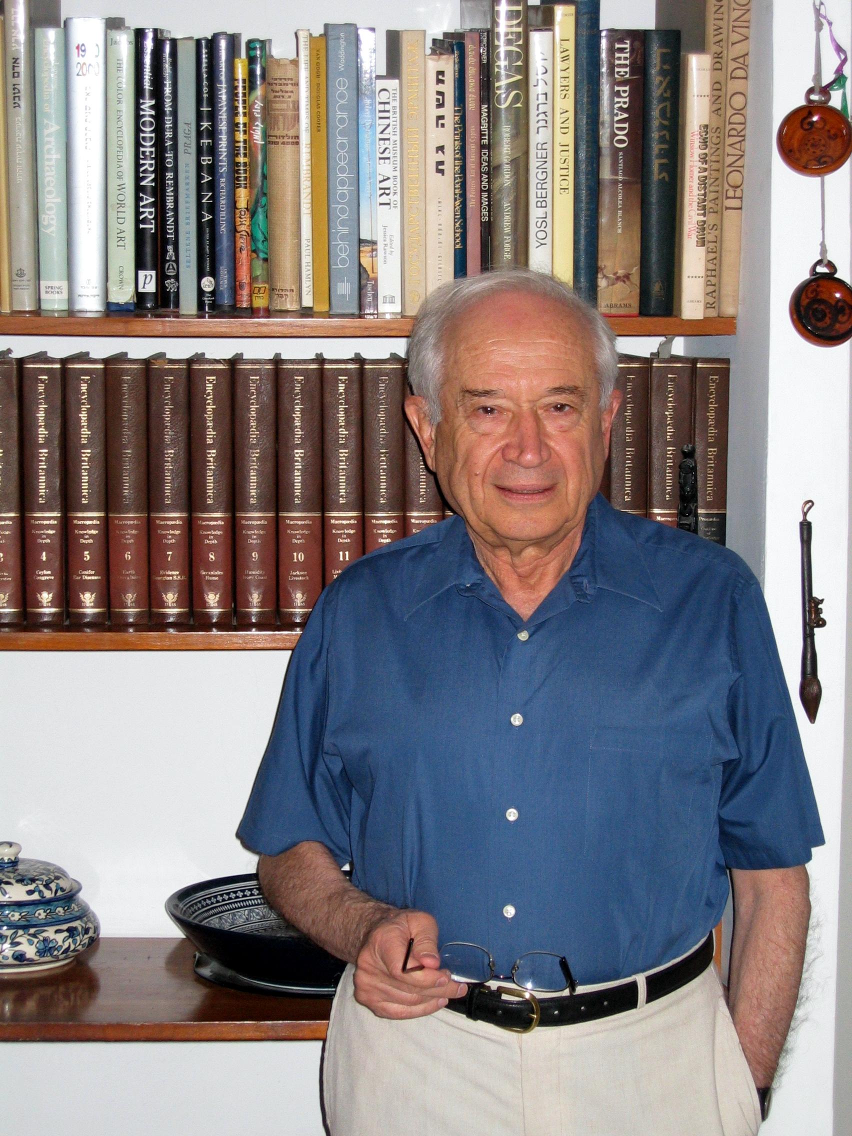 проф. Рафаел Мешулам