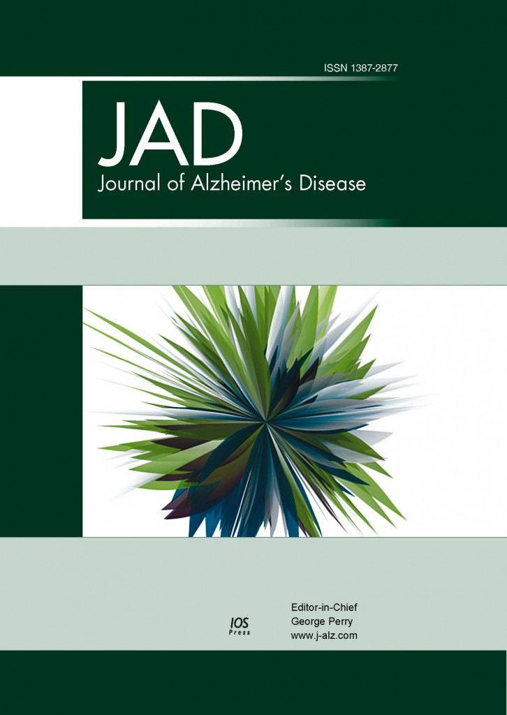 Журнал за болестта на Алцхаймер