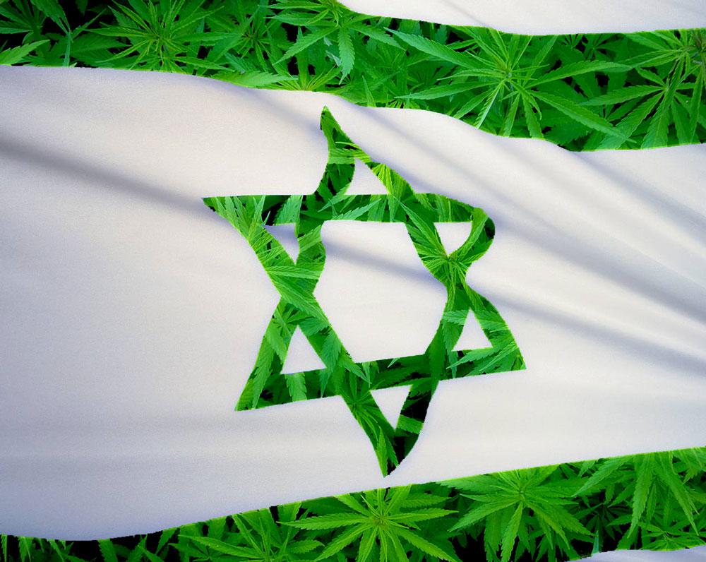 Израел и медицинската марихуана