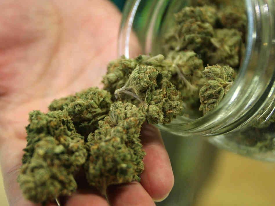 Медицинска марихуана