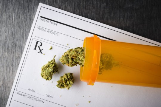 Легализацията на медицинската марихуана не води до увеличаване на употребата сред подрастващите